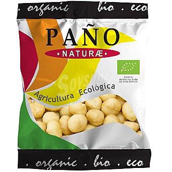 Paño Naturae Nueces de macadamia ecológicas bolsa 90 g Bolsa 90 g