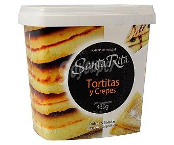 Santa Rita Harinas Harina para tortitas-crepes Tarrina 430 g