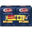 Penne rigate pack 2 caja 500 g pack 2 caja 500 g Barilla