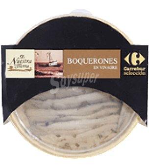 Carrefour Selección Boquerones en vinagre de Cantabria 180 g