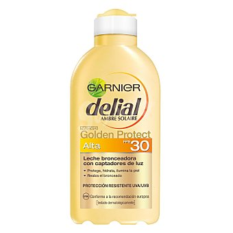 Delial Garnier Leche golden protect IP30 200ml
