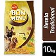 Pienso para perro adulto Bon Receta Tradicional 10 kg Menú