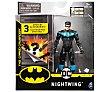 Surtido de figuras básicas articuladas personajes malvados, 10cm. batman  Batman