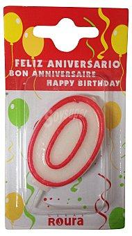 Roura Vela cumpleaños numero 0