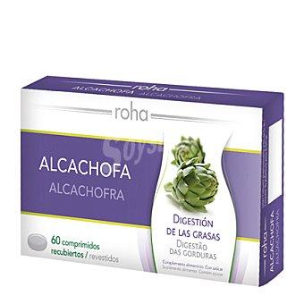 ROHA Complemento alimenticio de Alcachofa 60 comprimidos