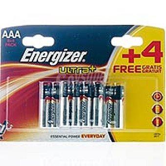 LR03 ultra ENERGIZER Pila Pack 8+4 unid