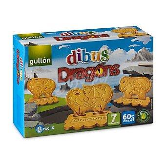 GULLON Galleta dibus dragons caja 320 g