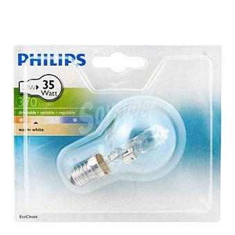 Philips Bombilla ecoclassic 28W E27 230V NR63
