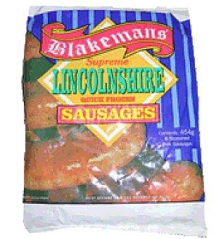 Tindale stanton Blakemans loncon sausages 454 g