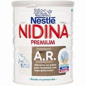 Nidina Nestlé Leche de iniciación A. R.  Lata 800 g