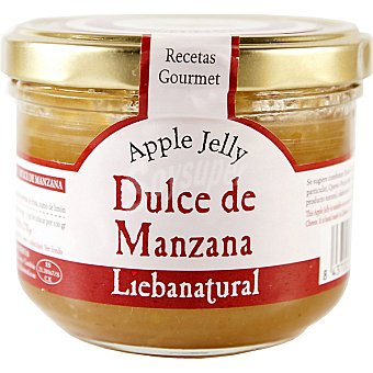 LIEBANATURAL Dulce de manzana Frasco 270 g