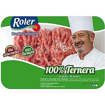Roler Carne picada de ternera bandeja 300 g Bandeja 300 g