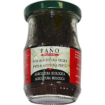 Paño Naturae Paté de aceitunas negras ecológico Frasco 140 g