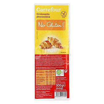 Carrefour-No gluten Croissants - Sin Gluten 300 g