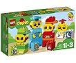 Juego de construcciones con 28 piezas Mis primeras emociones, Duplo 10861 lego  Lego duplo
