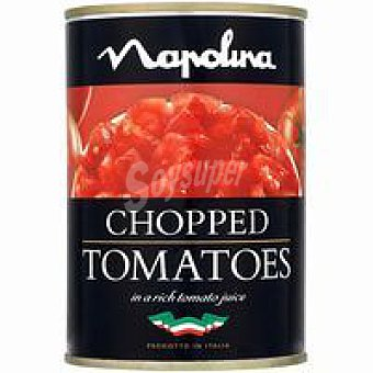 Napolina Tomate troceado Lata 400 g