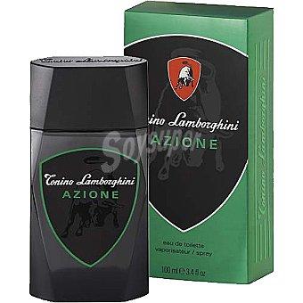 Tonino Lamborghini eau de toilette masculina vaporizador Azione 100 ml