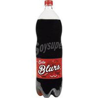 Blurs Refresco de cola normal Botella 2l