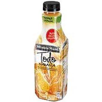 M. Maid Todo naranja con pulpa Botella 1 litro