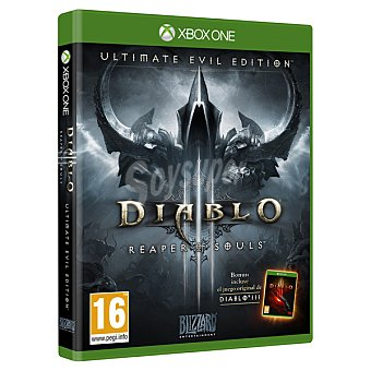 XBOX ONE Videojuego Diablo iii: Ultimate Evil Edition  1 Unidad