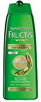 Fructis Garnier Champú Fructis Nutri Repair 3 Garnier 300 ml.