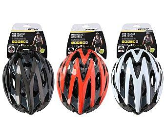 Dunlop Casco de bicicleta de montaña y patinaje para adulto, talla L, 58-61 centímetros, varios colores, dunlop