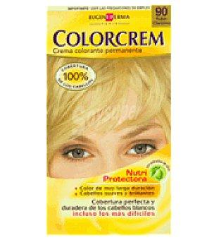 Colorcrem Tinte en crema permanente Nº 90 1 ud