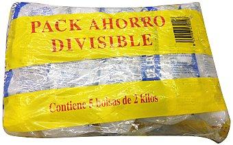 HICOSOL Hielo cubitos saco Paquete de 10 kg