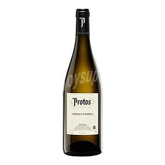 Protos Vino blanco verdejo barrica D.O. Rueda 75 cl