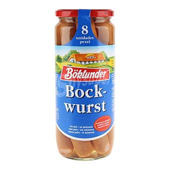 Boklunder Salchicha Bockwurst 8 ud. 720 g