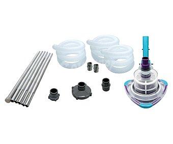 KOKIDO Limpiafondos manual modelo v-trap, recomendado para piscinas con paredes flexibles de hasta 550 centímetros 1 unidad