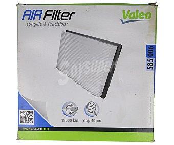 VALEO 585006 Filtro de aire de papel 585006.