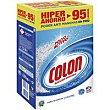 Detergente en polvo Maleta 95 dosis Colón
