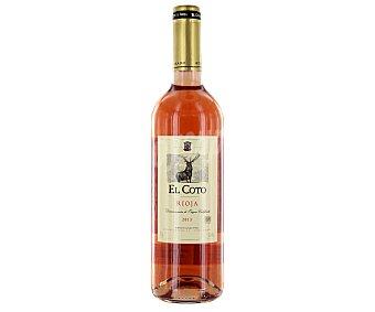 El Coto Vino Rosado Rioja Botella 75 cl