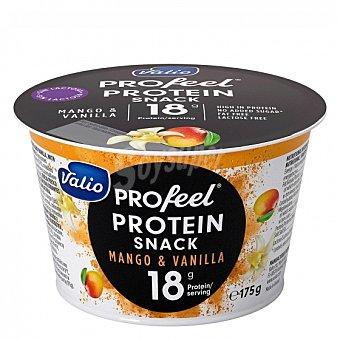 Valio Queso fresco batido quark protein de mango y vainilla Valio sin lactosa 175 g