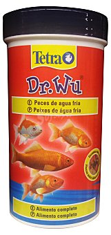 Dr. wu Tetra Comida peces agua fria Bote de 52 g