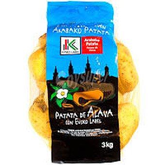 Eusko Label Patata Bolsa 3 kg