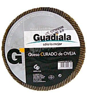 Guadiala Queso de oveja 750.0 g.
