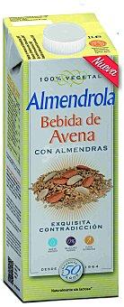 ALMENDROLA Bebida Avena y Almendra 1L 1 l