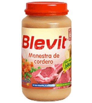 BLEVIT Tarrito menestra de cordero 250 g