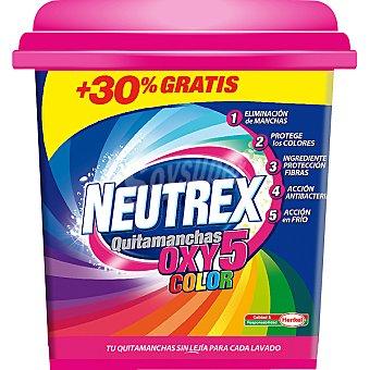 NEUTREX quitamanchas Oxygeno bote 32 dosis