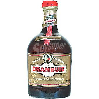 Drambuie Licor de whisky botella 1 l 1 l