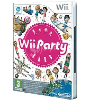 Nintendo Juego wii party nintendo
