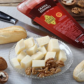 Carrefour Cuña de queso Grana Padano 200g