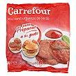 Mini hamburguesas de cerdo 300 g Carrefour