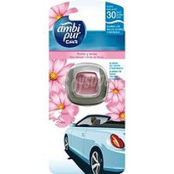 AmbiPur Ambientador coche desechable fresc.floral 1 un