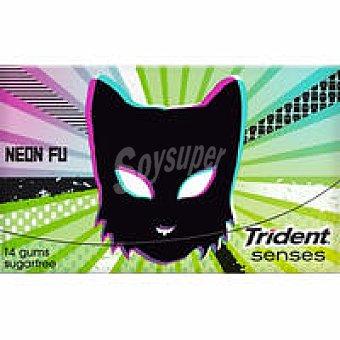 Trident Chicle 27 gramos