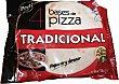 Base pizza congelada masa fina Pack 4 u (500 g) Preli