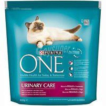 Purina One Comida para gatos control del tracto urinario Bolsa 800 g