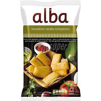 Alba Bocaditos de pan receta campesina Bolsa 110 g